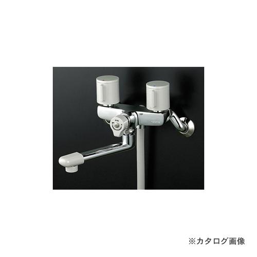 KVK KF141G3R24 止水2ハンドルシャワー240mmP付