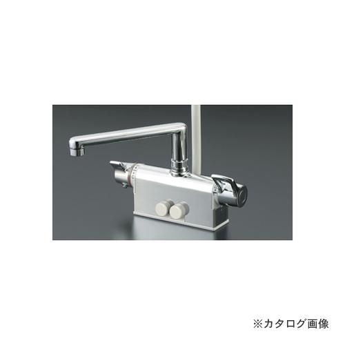 KVK KF781ZT 寒 デッキサーモシャワー 取付100