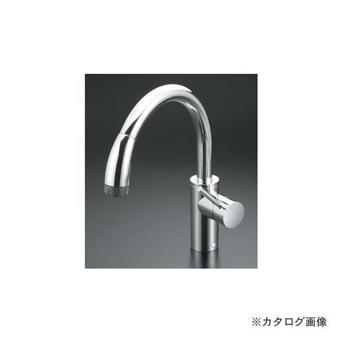 KVK KM708ZG 寒 流し台シャワー混合栓