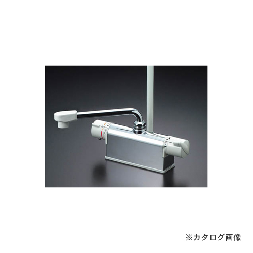 KVK KF771YR2 デッキサーモシャワー240mmP付