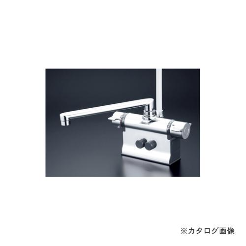 KVK KF3011ZTR2 寒 デッキサーモシャワー240パイプ