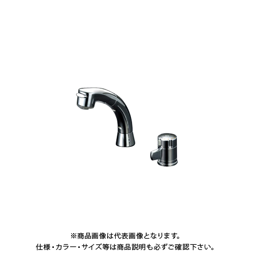 KVK KF125G2N サーモスタット洗髪シャワー