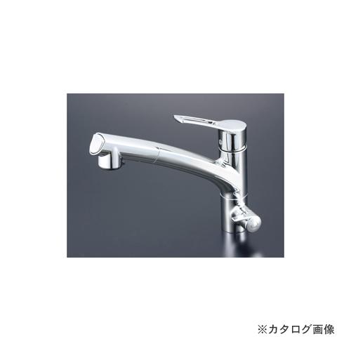 KVK KM5061NSC 浄水シングルシャワー付混合栓