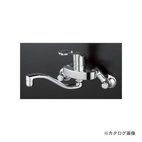 KVK KM5000WTH 寒 シングル混合栓