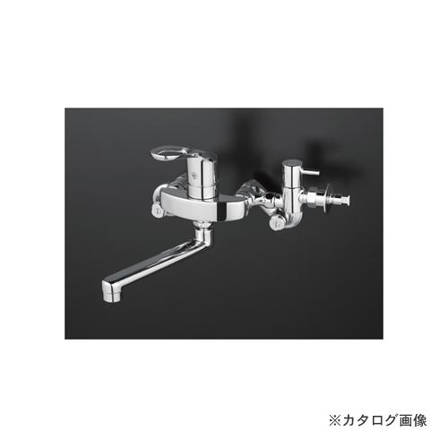 KVK KM5000ZCHTTU 寒 給湯 シングル混合栓