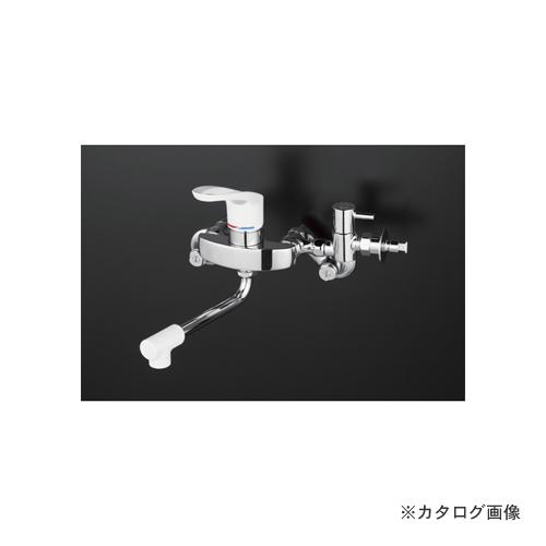 KVK KM5000CHTU 給湯接続 シングル混合栓