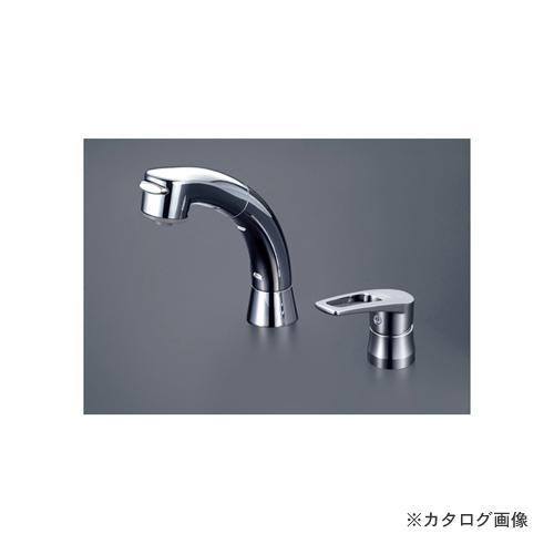 KVK KM5271ZTS2 寒 シングル洗髪シャワー