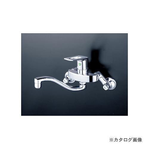 KVK KM5000ZTHEC 寒 シングル混合栓 eレバー