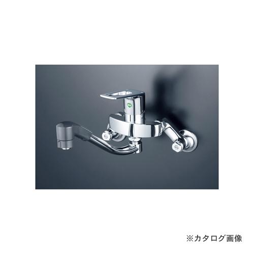 KVK KM5000TFEC シングルシャワー付混合栓eレバー