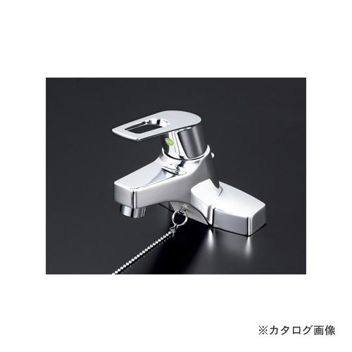 KVK KM7014THPEC 洗面混合栓 ポップeレバー