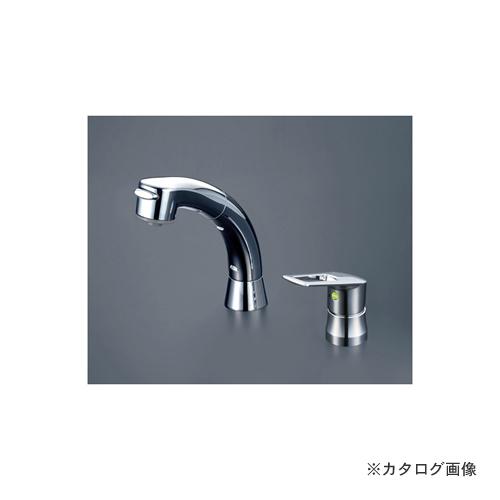 KVK KM5271TS2EC シングル洗髪シャワー eレバー