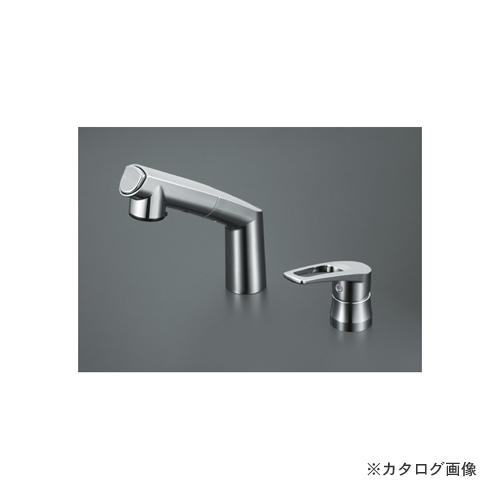 KVK KM5271TA 洗面シングル 湯側角度規制