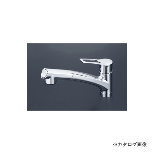 KVK KM5021ZTCK 寒 流し台シャワー混合栓