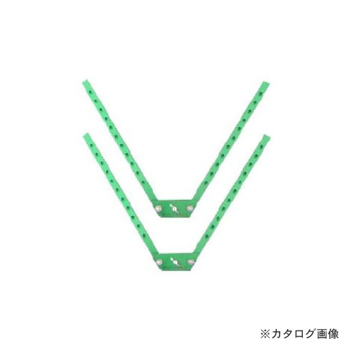和コーポレーション YX-8 与作用 大型ツノ 11穴 (2本組)
