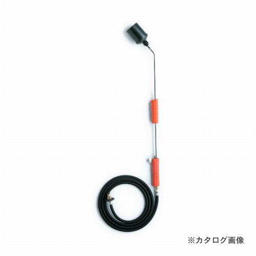 新富士バーナー プロパンバーナー 棒状炎 L-8
