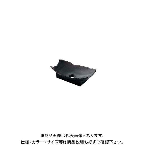 【12/5限定 ストアポイント5倍】カクダイ 舟型手洗器/古窯 493-027-DG