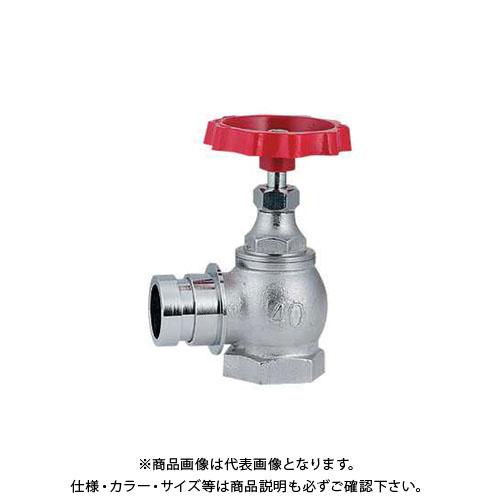 カクダイ 散水栓 90° 652-711-65