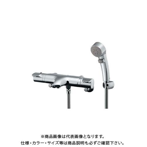【12/5限定 ストアポイント5倍】カクダイ サーモスタットシャワ混合栓 173-231K
