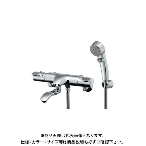【12/5限定 ストアポイント5倍】カクダイ サーモスタットシャワ混合栓 173-232K