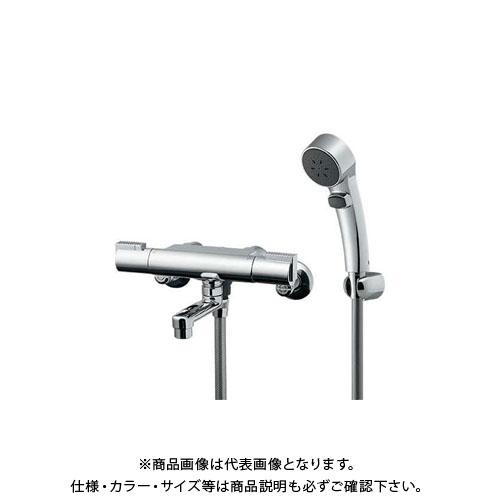 【12/5限定 ストアポイント5倍】カクダイ サーモスタットシャワ混合栓 173-233