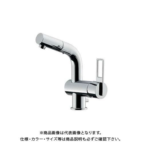 【12/5限定 ストアポイント5倍】カクダイ シングルレバー引出混合栓 184-021