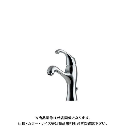 【12/5限定 ストアポイント5倍】カクダイ シングルレバー混合栓 183-100K