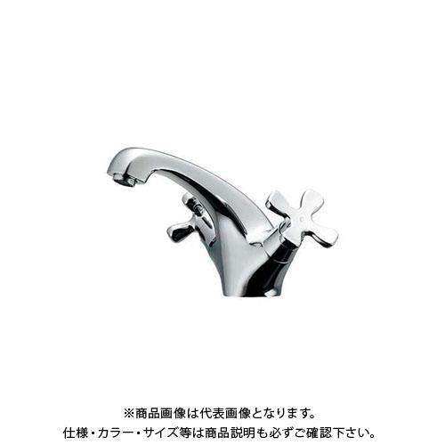 【12/5限定 ストアポイント5倍】カクダイ 2ハンドル混合栓 150-435