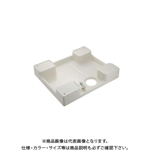 カクダイ 洗濯機用防水パン 水栓付 426-502