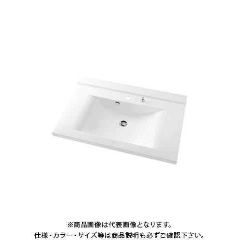 カクダイ ボウル一体型カウンター 497-021H