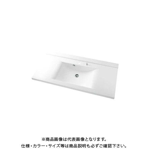 カクダイ ボウル一体型カウンター 497-022H