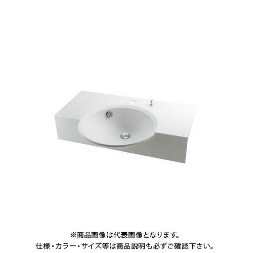 カクダイ ボウル一体型カウンター 497-023H