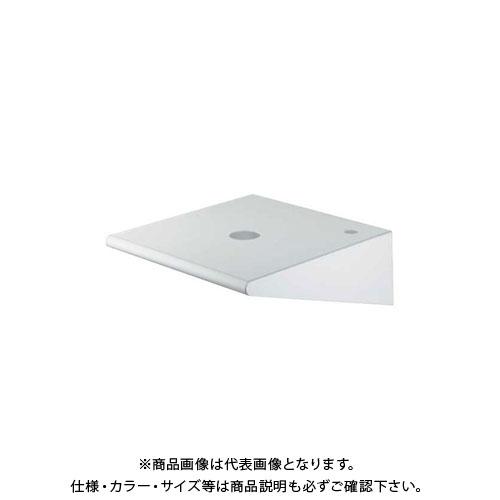 カクダイ 手洗カウンター/ホワイト 497-062-W