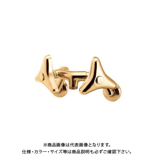 【12/5限定 ストアポイント5倍】カクダイ 2ハンドル混合栓((どっか~ん)) 128-059