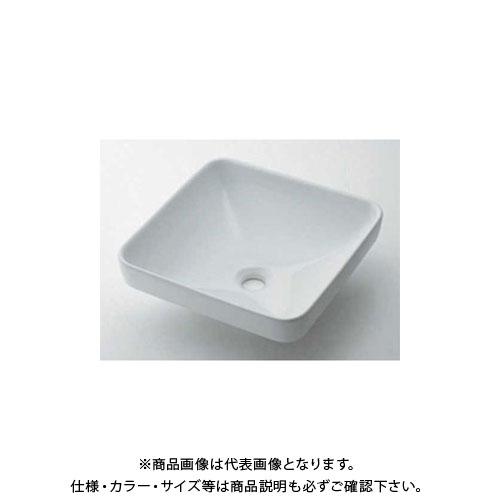 カクダイ 角型洗面器 VR-4441B0031361