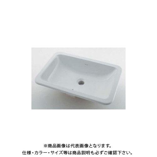 カクダイ 角型洗面器 VR-5475B0030642