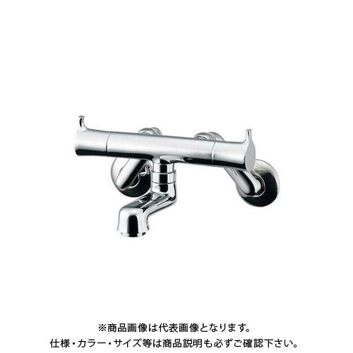 【12/5限定 ストアポイント5倍】カクダイ 2ハンドル混合栓 128-015