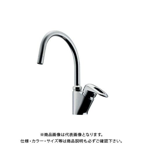 【12/5限定 ストアポイント5倍】カクダイ シングルレバー混合栓 183-137