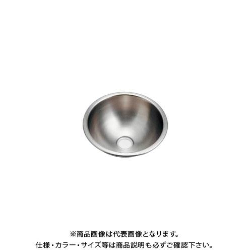 カクダイ 丸型手洗器 493-098
