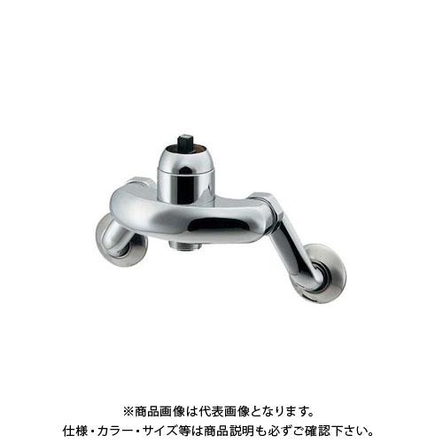 カクダイ シングルレバー混合栓本体 192-400