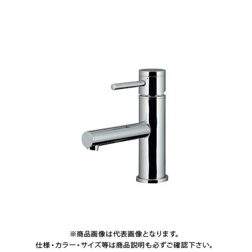 カクダイ シングルレバー混合栓 183-141
