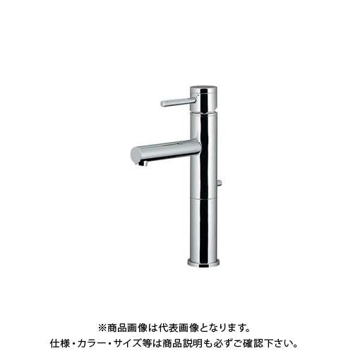 【12/5限定 ストアポイント5倍】カクダイ シングルレバー混合栓(トール) 183-142
