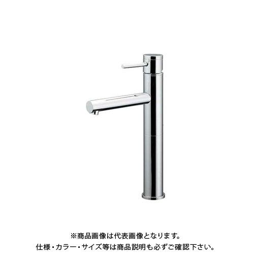 カクダイ シングルレバー混合栓(トール) 183-145