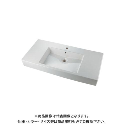 【12/5限定 ストアポイント5倍】カクダイ 壁掛洗面器 DU-0329100000