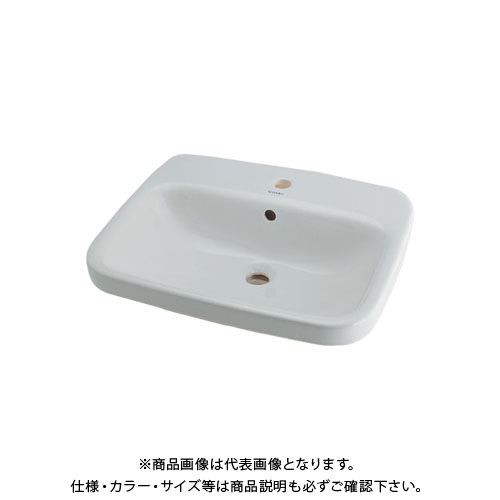 【12/5限定 ストアポイント5倍】カクダイ 角型洗面器 DU-0374560000