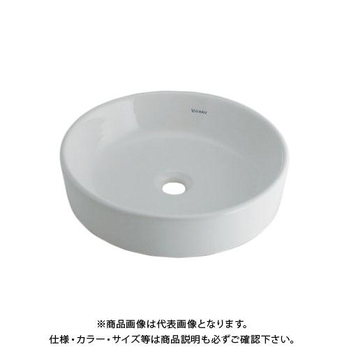 カクダイ 丸型洗面器 DU-2321440000