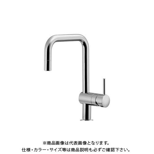 【12/5限定 ストアポイント5倍】カクダイ シングルレバー引出混合栓 GR-31096000