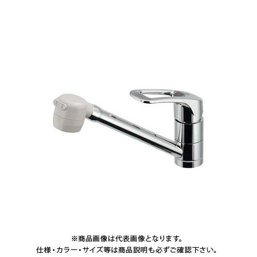 【12/5限定 ストアポイント5倍】カクダイ シングルレバー混合栓 117-124