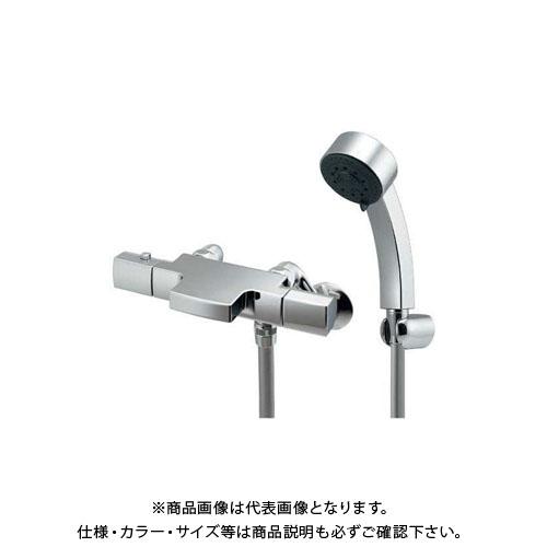 【12/5限定 ストアポイント5倍】カクダイ サーモスタットシャワー混合栓 173-244