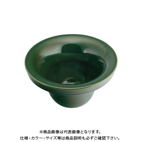 カクダイ 丸型手洗器 青竹 493-099-GR