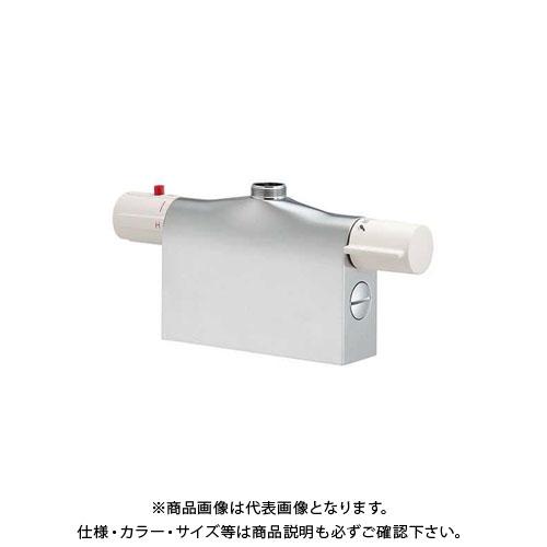 【12/5限定 ストアポイント5倍】カクダイ サーモスタットシャワー混合栓本体 175-400